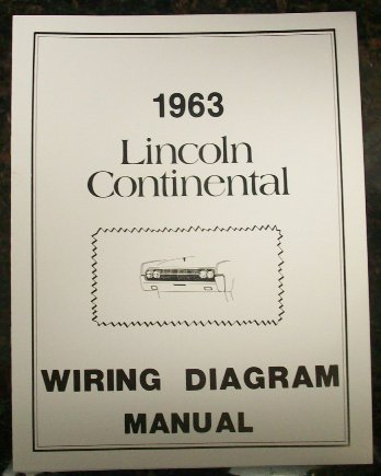 1958 To 1988 Lincoln Automotive Manuals