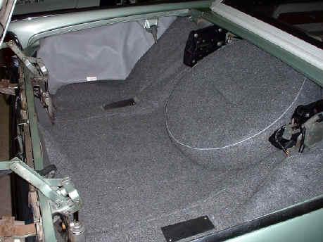 1961 To 1969 Lincoln Interior Automotive Parts