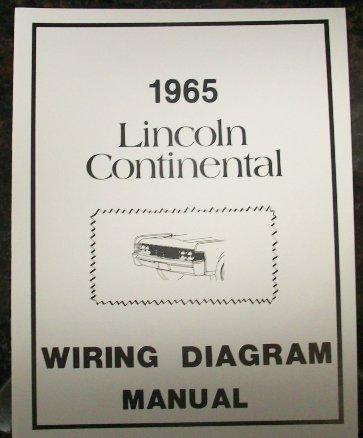 1958 to 1988 Lincoln Automotive ManualsClassique Cars