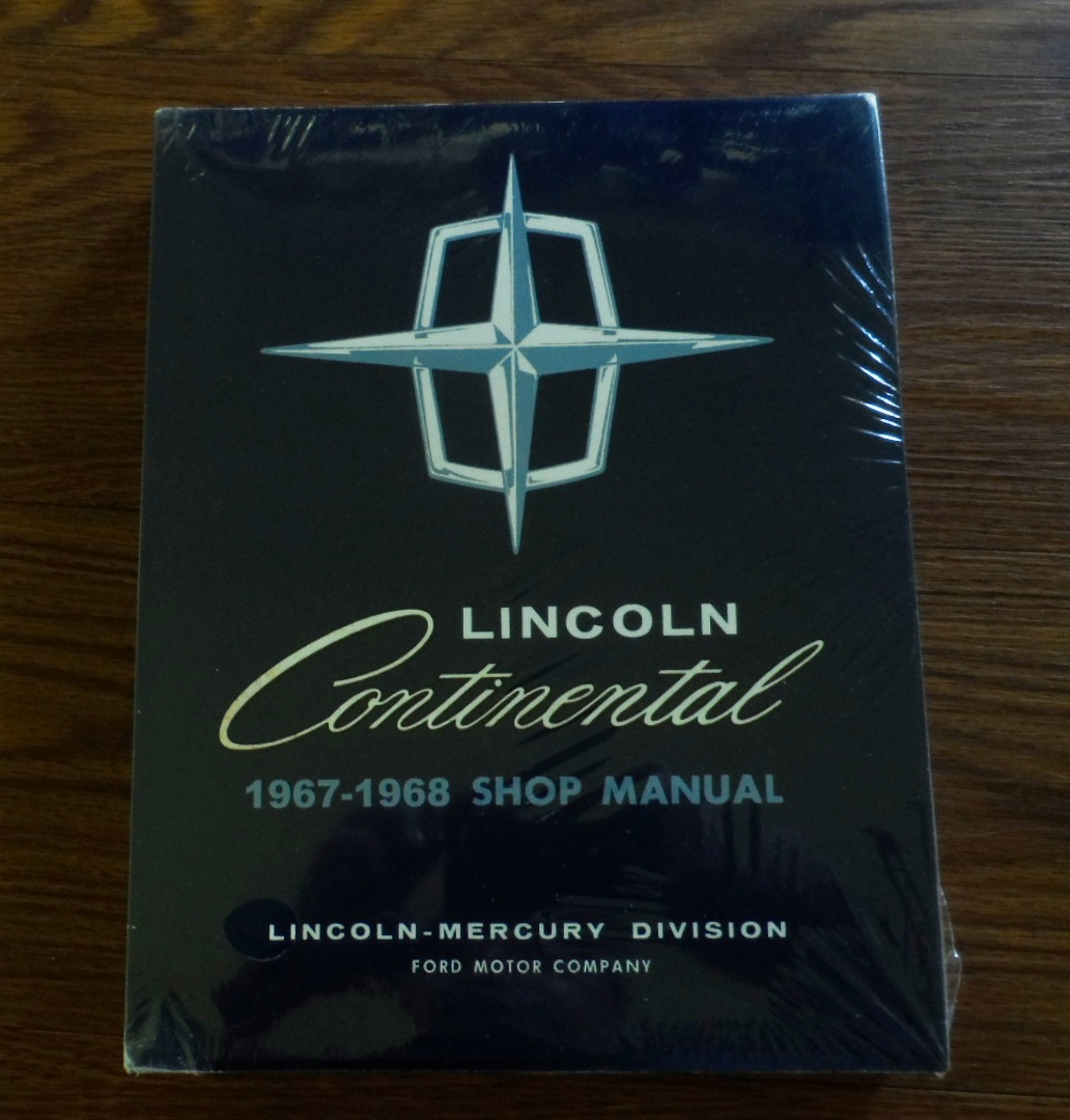 1958 To 1988 Lincoln Automotive Manuals Wiring Diagram For A 1989 Mark 7 Cameragif 1031 Bytes