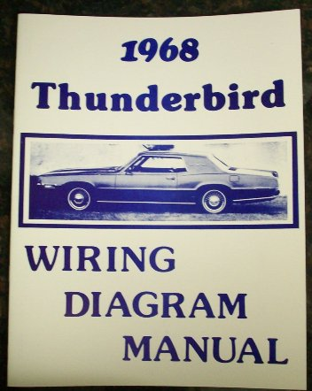 1958 to 1988 ford thunderbird automotive manuals 1968 thunderbird electrical wiring diagram manual 1500 cameraf 1031 bytes asfbconference2016 Images