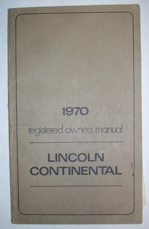 lincoln owners manuals rh classiquecars com 1996 Lincoln Town Car 1996 Lincoln Town Car