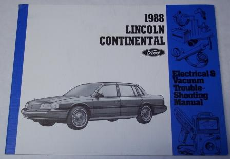 1964 lincoln continental shop manual 1964 lincoln. Black Bedroom Furniture Sets. Home Design Ideas