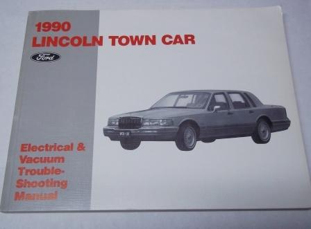 1958 To 1988 Lincoln Automotive Manuals border=